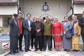 Din Syamsuddin: Rajut Kerukunan Antaragama