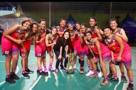 Surabaya Fever juara basket Seri I Srikandi Cup
