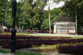 Taman Badak wisata murah di Bandung