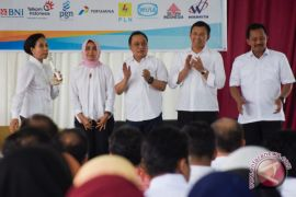 BUMN Bantu Pendidikan Di Sumbawa