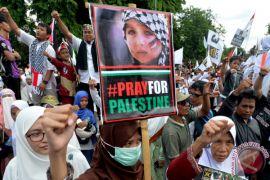 KSPI akan menggelar Aksi Bela Palestina besok