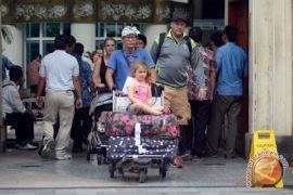 Jumlah Wisatawan Ke Bali Meningkat