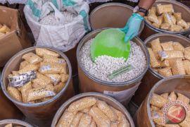 Jutaan pil PCC disita di Sidoarjo