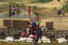 Delapan negara desak PBB tangani krisis Rohingya