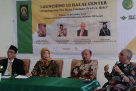 "Universitas Indonesia luncurkan ""UI Halal Center"""