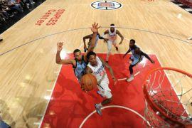 NBA hari ini, Clippers raih kemenangan keempat beruntun