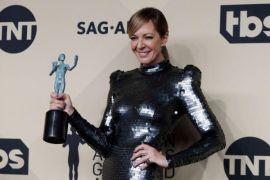 Warna-warni kembali ke karpet merah Screen Actors Guild