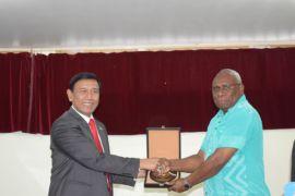 Wiranto jelaskan perkembangan Papua pada negara Pasifik