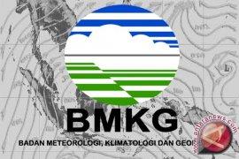 Gempa magnitudo 5,8 landa tenggara Jayapura