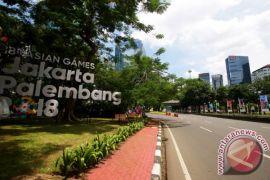 Penataan trotoar ditarget selesai jelang Asian Games