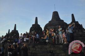Menpar optimistis borobudur dikunjungi dua juta wisatawan