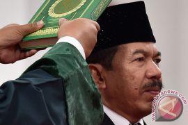 Kemarin, Presiden lantik Kepala BSSN hingga Ridwan Kamil ke PDIP