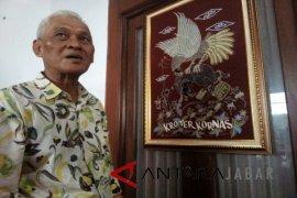 Maestro Batik Cirebon ciptakan motif lawan koruptor