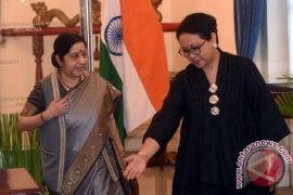 Menlu Retno soroti penguatan kerja sama maritim ASEAN-India