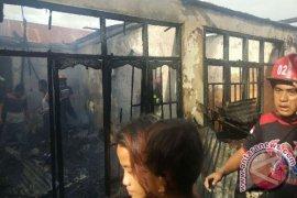Di Padang, seorang pria lansia jadi korban kebakaran