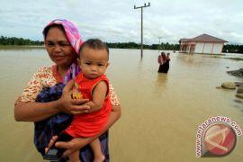 Lebih 4.000 orang di Aceh terdampak banjir bandang