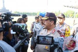 2.000 personel polisi amankan GFNY Bali 2018