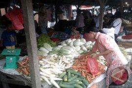 Harga sayuran di Rejang Lebong naik