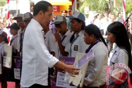 Presiden minta Universitas Muhammadiyah Kupang dukung kewirausahaan