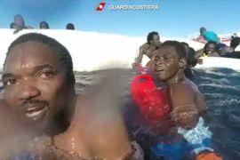 AL Libya selamatkan 116 imigran gelap di lepas pantai
