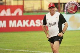 Jelang kontra Sriwijaya, Pelatih PSM banggakan soal catatan kekalahan