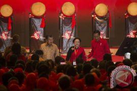 Presiden Jokowi : Indonesia beruntung punya PDIP