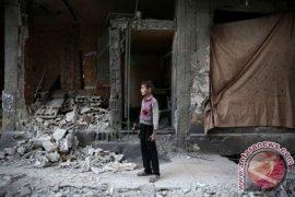 Serangan udara dan roket Israel hantam Suriah