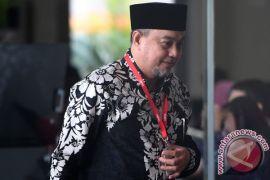 Politisi PKS Tamsil Linrung diperiksa sebagai saksi e-KTP