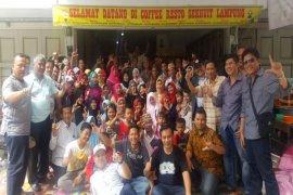 Gubernur Lampung Ridho Ficardo Mendorong IKLB Mengembangkan Ekonomi Kreatif