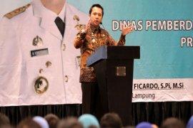 Provinsi Lampung Segera Memiliki Perpustakaan Modern