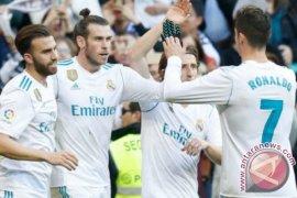 Gol Ronaldo dan  Gareth Bale menangkan Real atas Getafe