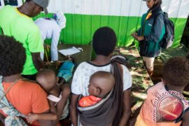 UNICEF: anak Papua Nugini terancam sebulan setelah gempa