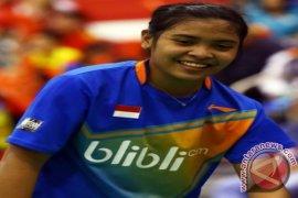 Mariska Lolos Babak Utama Bulu Tangkis Indonesia Masters 2018