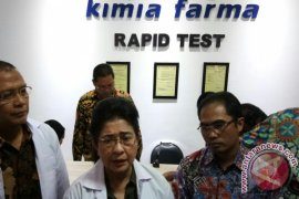 """Kimia Farma Produksi 100 ribu """"Rapid Test"""" sehari di Bali"""
