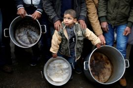 Kelompok bantuan kecam keputusan AS tahan bantuan Palestina