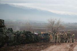 Operasi Turki di Afrin beresiko bentrok dengan tentara AS