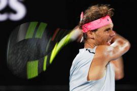 Pertandingan Nadal vs Schwartzman akan dilanjutkan setelah terhenti oleh hujan