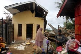 Rumah rusak di Sukabumi akibat gempa Lebak total 6.570 unit