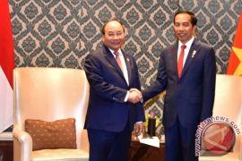 Jokowi ingin percepat penyelesaian ZEE dengan Vietnam