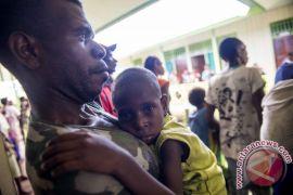 Setelah KLB Campak, Dinkes Papua rutin kirim vaksin ke Asmat