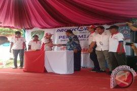 Wali Kota Tual resmikan Kampung Merah Putih
