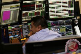 IHSG melemah 170,65 poin pada akhir perdagangan