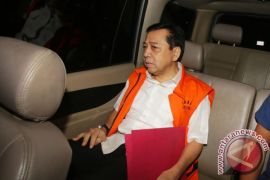 KPK kembali panggil Setya Novanto