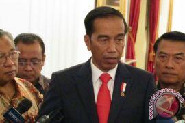 """Jokowi soal Dewan Pengawas KPK: """"belum masuk ke saya"""""""