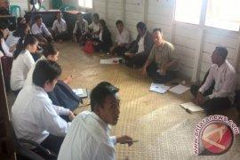 Bankeu Long Hubung untuk pengadaan sarana air bersih