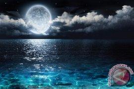 Gerhana Bulan Total Sebabkan Pasang-Surut Air Laut
