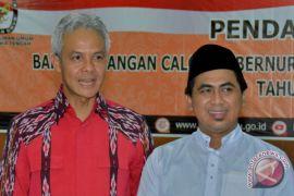 Koalisi yakin Ganjar Pranowo pemenang Pilkada Jateng