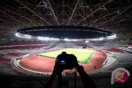 Wajah baru Stadion GBK bikin warganet terkagum-kagum