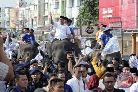Pendaftaran Bakar Calon Gubernur Lampung