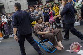 Trauma, korban BEI tak berani lihat video